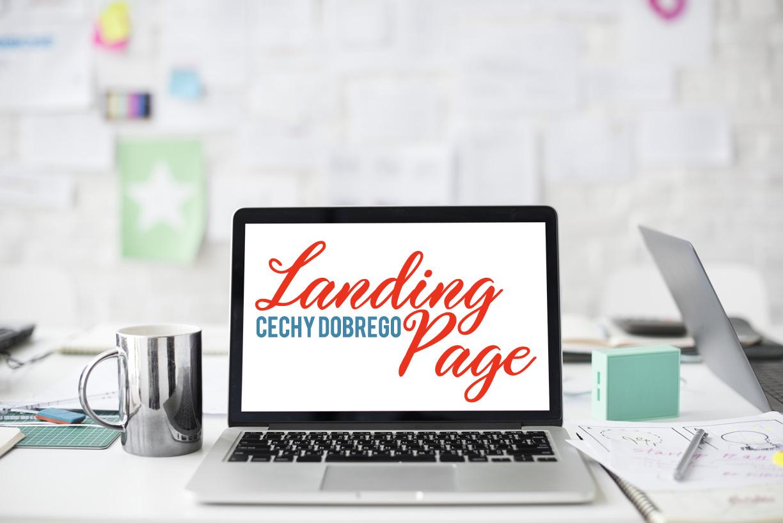 [social media] Cechy dobrego Landing Page
