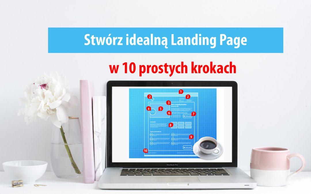 [social media] 10 prostych kroków do Landing Page