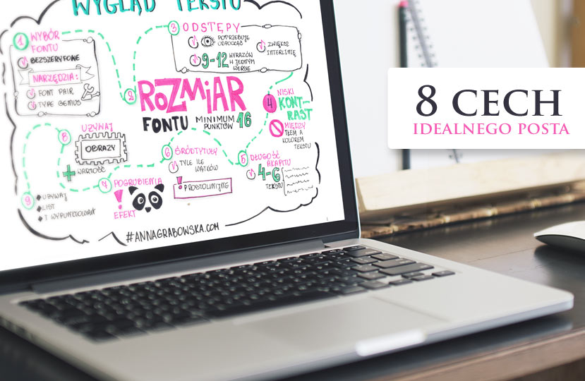 8 cech idealnego postu blogowego