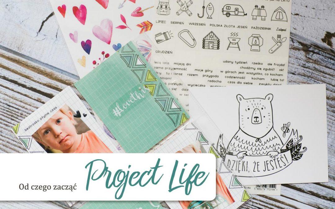 Project Life – co to takiego? Jak zacząć?