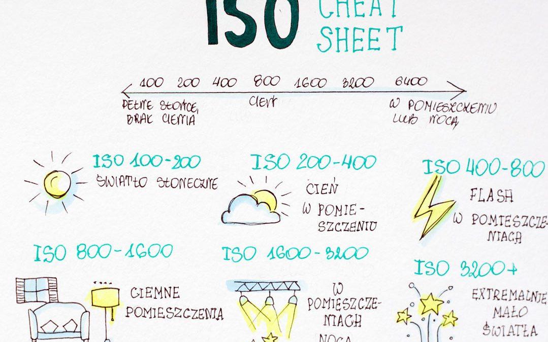 Czułość ISO | Fotograficzna Mini Lekcja Nr 3